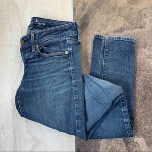 American Eagle Skinny jeans size 2 long GUC